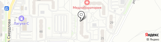 Artman на карте Балашихи