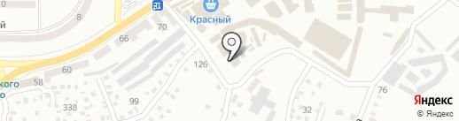 P+S на карте Макеевки