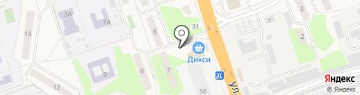 Ава хлеб на карте Октябрьского