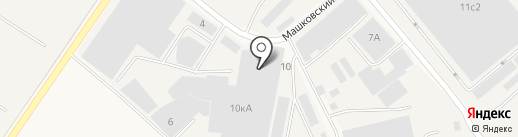ЭКО-ФОНД на карте Машково