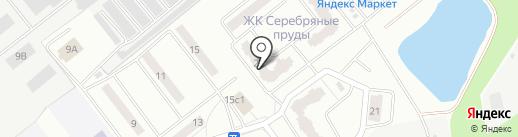 Модный гардеробчик на карте Щёлково