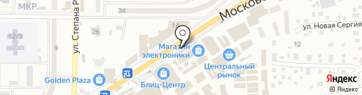 Сантех деталь на карте Макеевки