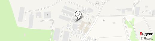 ЮСса-Гран на карте Красково