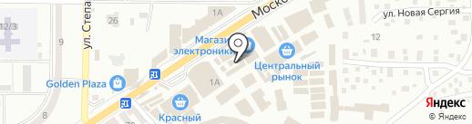 Мастер Класс на карте Макеевки