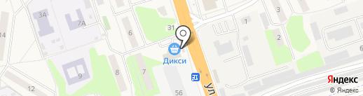 У Татьяны на карте Октябрьского