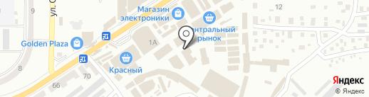 RIM на карте Макеевки