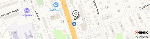 Макдоналдс на карте Октябрьского