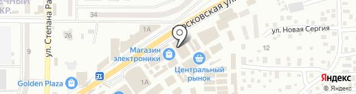 Сантех лавка на карте Макеевки