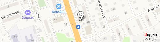 МакАвто на карте Октябрьского