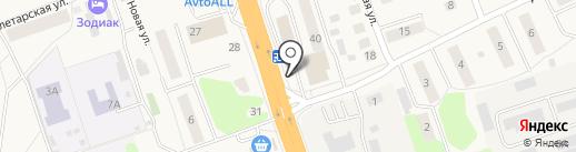 Сгомонь на карте Октябрьского
