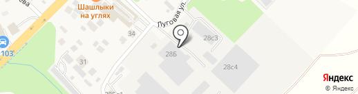 ПКС Комтех на карте Долгого Ледово