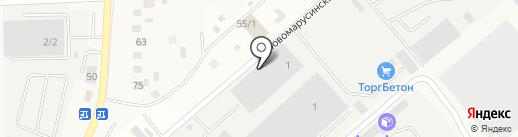Альфа Кар на карте Машково