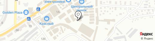 Магазин керамических изделий на карте Макеевки