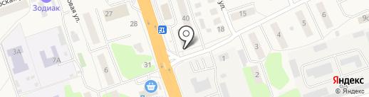Центр бытовых услуг на карте Октябрьского