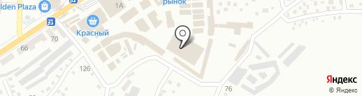 Ателье по ремонту одежды на Московской на карте Макеевки