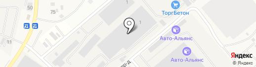 Газстройсервис на карте Машково