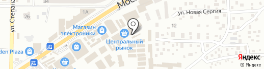 У Ирины на карте Макеевки
