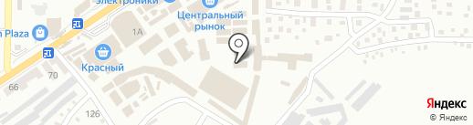 Atletic на карте Макеевки