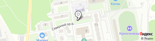 24balachiha на карте Балашихи