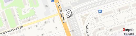 Росгосстрах, ПАО на карте Октябрьского