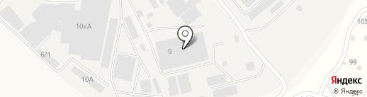 ПромАспект на карте Машково