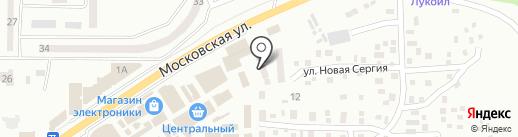 Магазин семян на карте Макеевки