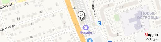 NSK на карте Октябрьского