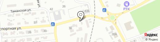 Хозяин, торговый дом, ФЛП Игнашин В.Г. на карте Макеевки