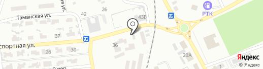 Хозяин, торговый дом на карте Макеевки