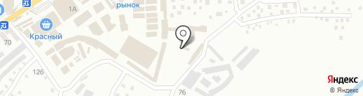 Магазин на Московской (Центрально-Городской) на карте Макеевки