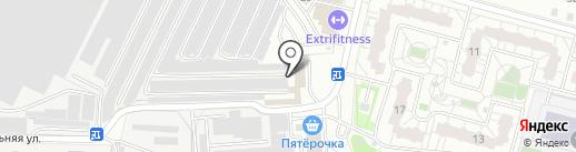 АвтоЛюкс на карте Балашихи