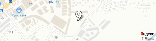 Магазин сантехники на карте Макеевки