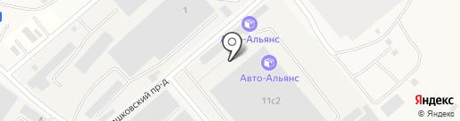 ТоргБетон на карте Машково
