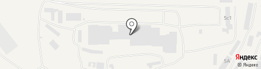 ЖЕРМИНАЛЬ на карте Красково