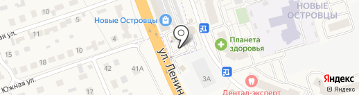 АЗС ЛУКОЙЛ на карте Октябрьского
