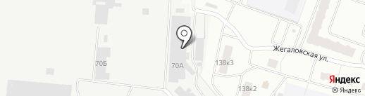 ЛистТрейд-Мастер на карте Щёлково