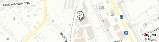 ЭКО ФУДЗ, торгово-производственная компания на карте Макеевки