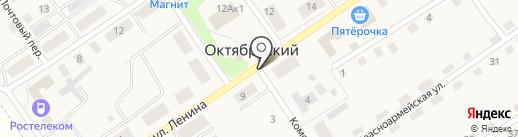 Заря, ЗАО на карте Киреевска