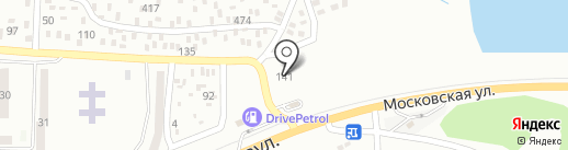 Доска и брус, торговая фирма на карте Макеевки