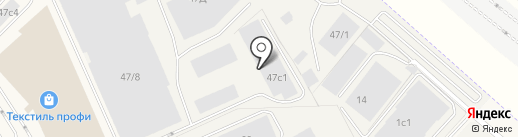 Руссо Хеми М на карте Октябрьского