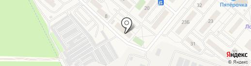 Островецкая амбулатория на карте Островцев