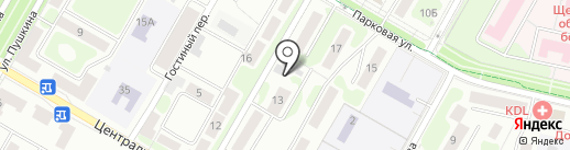 Бистро на карте Щёлково