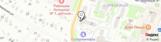Ремонтник на карте Щёлково