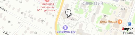 Шкаф New на карте Щёлково
