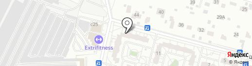Технологии комфорта на карте Балашихи