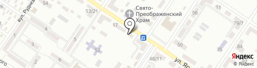 5+5 на карте Макеевки