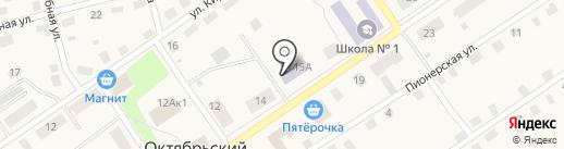 Берёзка на карте Киреевска