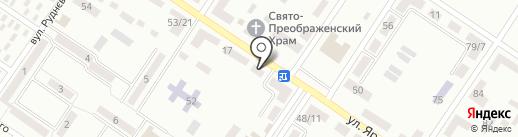 Отделение связи №19, г. Макеевка на карте Макеевки