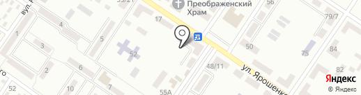 Ковоир, ЧП на карте Макеевки