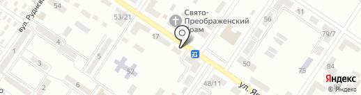 ДК на карте Макеевки